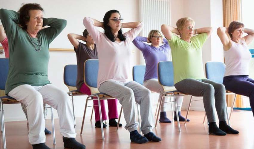 chair yoga for seniors ergo office chairs reviews give it a try benefits of