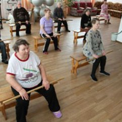 Chair Games For Seniors White Porch Chairs Fun Activities Elderly People In Care Homes Healthguidance
