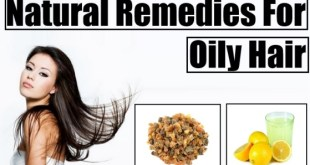 Get Rid of Oily Hair in 3 Easy Steps