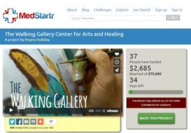 Medstartr_The Walking Gallery2
