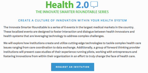 Health2Innovate Roundtable