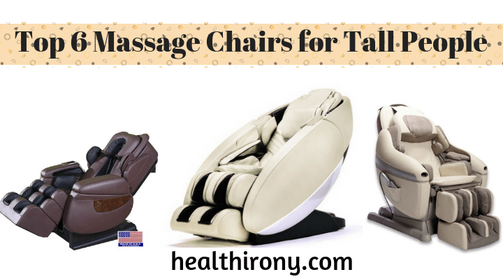 back massage chairs for sale steel chair price in bangladesh buy warranty no interest your top 6 tall person over 2 pick the right model
