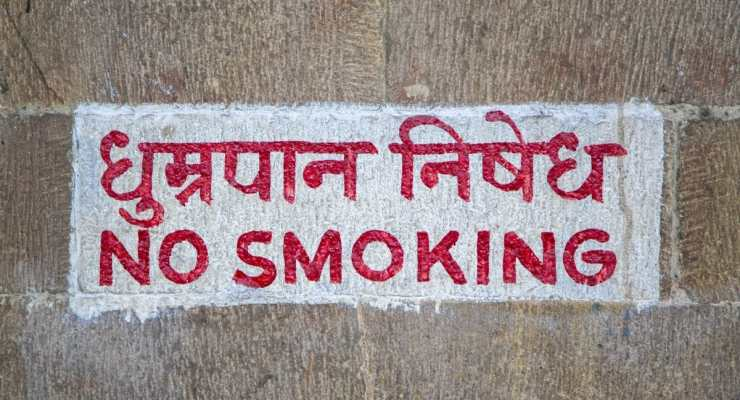 Tobacco industry protests Delhi anti-smoking summit