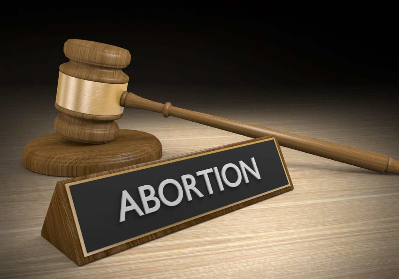 45352241 - court legal concept of abortion law, Copyright: kagenmi / 123RF Stock Photo. Several cases are provoking debate around India's abortion law - and whether it's time for change