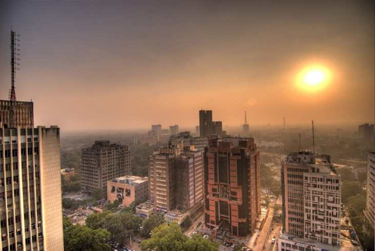 Is pollution the reason why Delhi is the worst city in India for health?