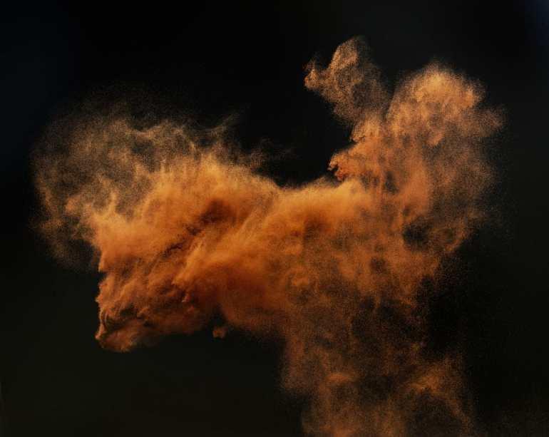 Dust storms. Attribution: Copyright: <a href='https://www.123rf.com/profile_konradbak'>konradbak / 123RF Stock Photo</a>