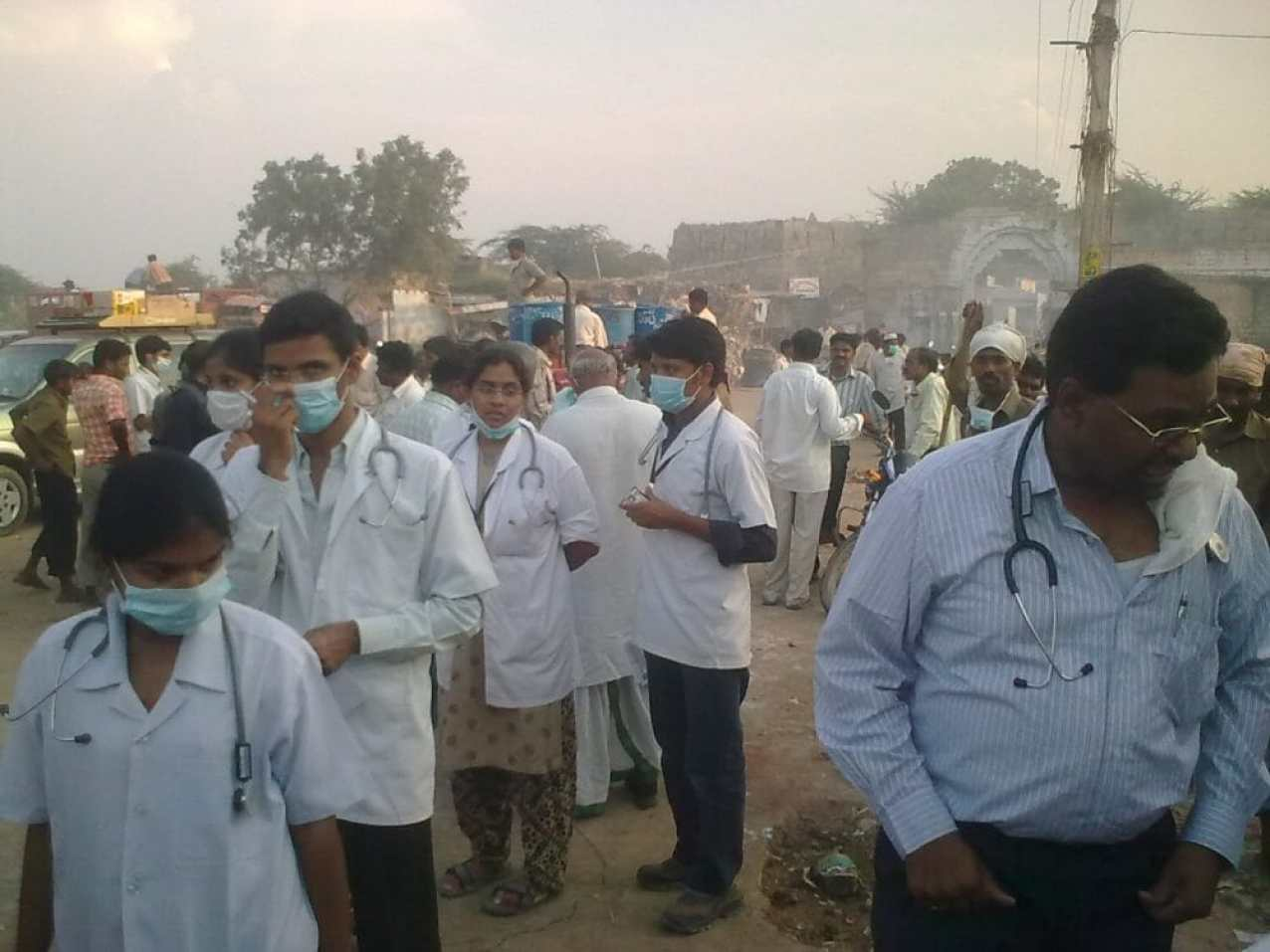 India's shortage of specialist doctors is still staggering