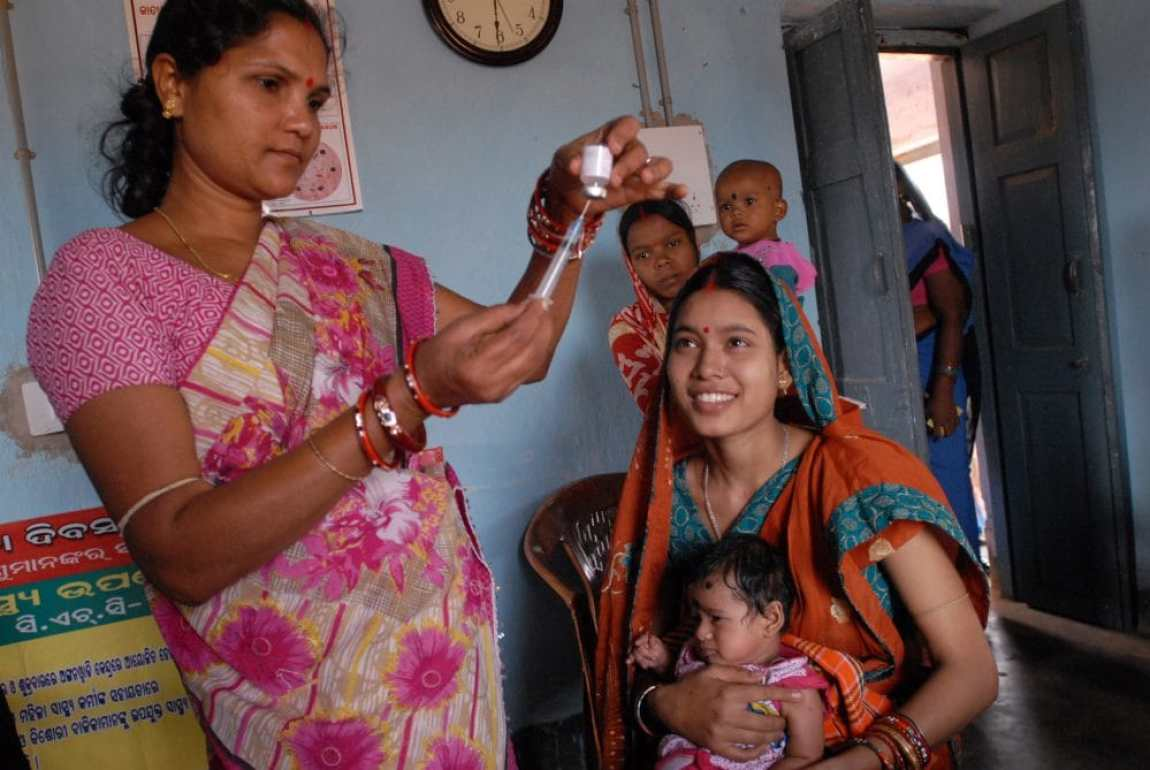 India's kids miss out on the measles vaccine