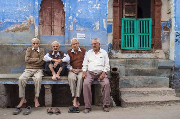 Elderly population. Copyright: paulprescott72 / 123RF Stock Photo