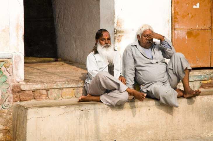 The depression epidemic among India's seniors