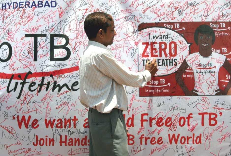 TB-free India.