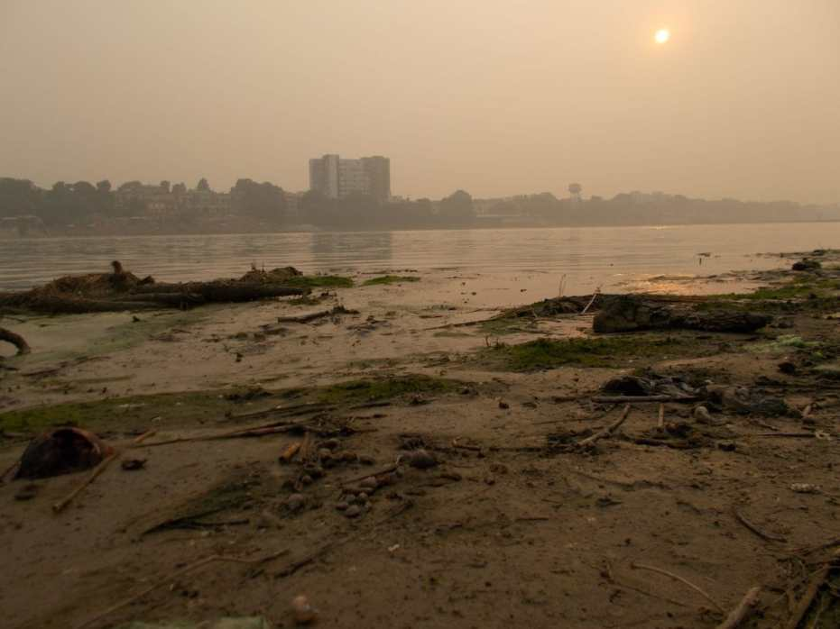 Which city is the most polluted in India?
