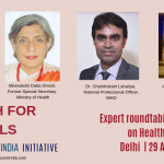 Health For Polls: The panelists