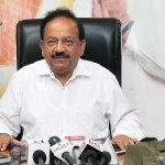 Dr Harsh Vardhan.