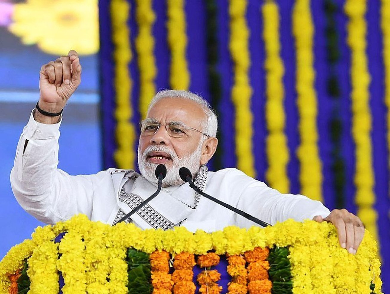 Health sector advancements matter more than ever before: Modi