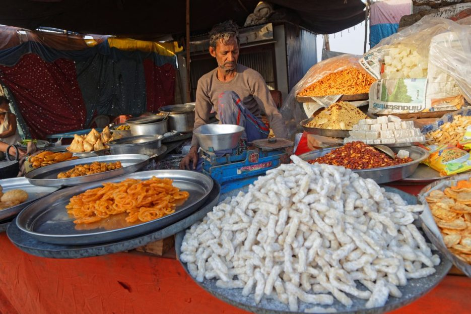 A major step towards food safety in India