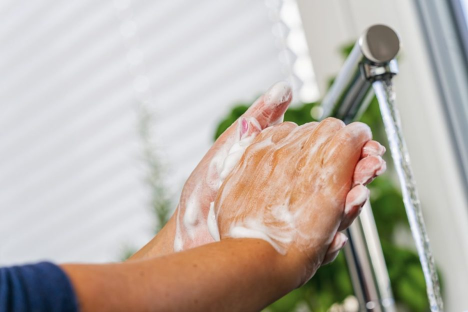Proper handwashing practices can avert forty percent of diarrhoeal disease deaths and 23 percent of deaths due to respiratory infection deaths.