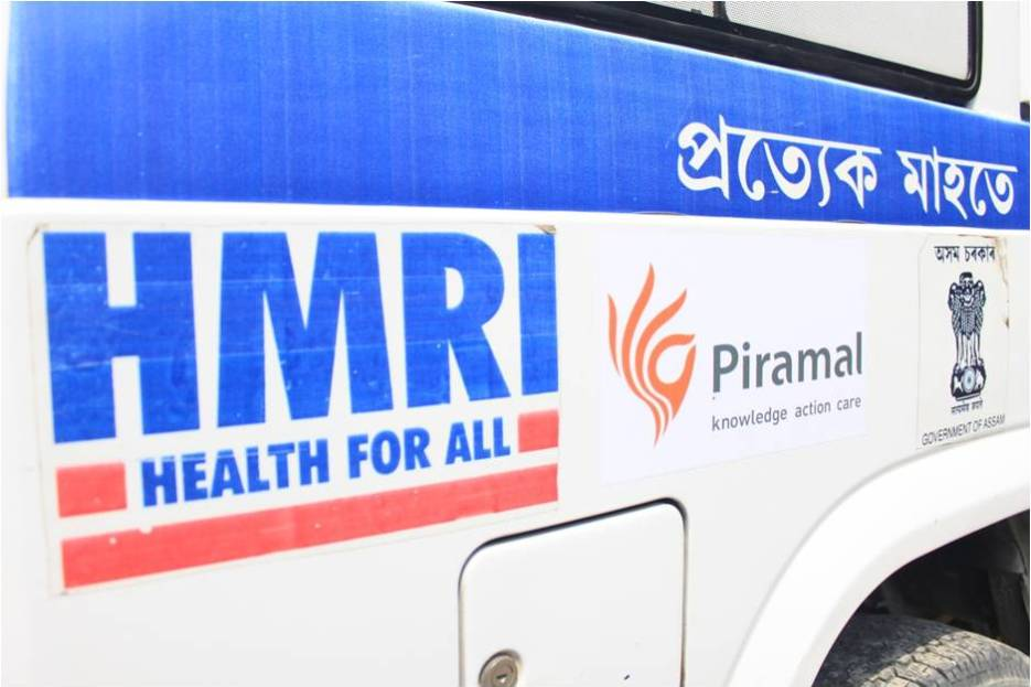 Piramal Swasthya - the Piramal Foundation. HMRI.