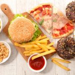 assorted fast food,junk food. 123rf.com. Image credit: margouillat / 123rf