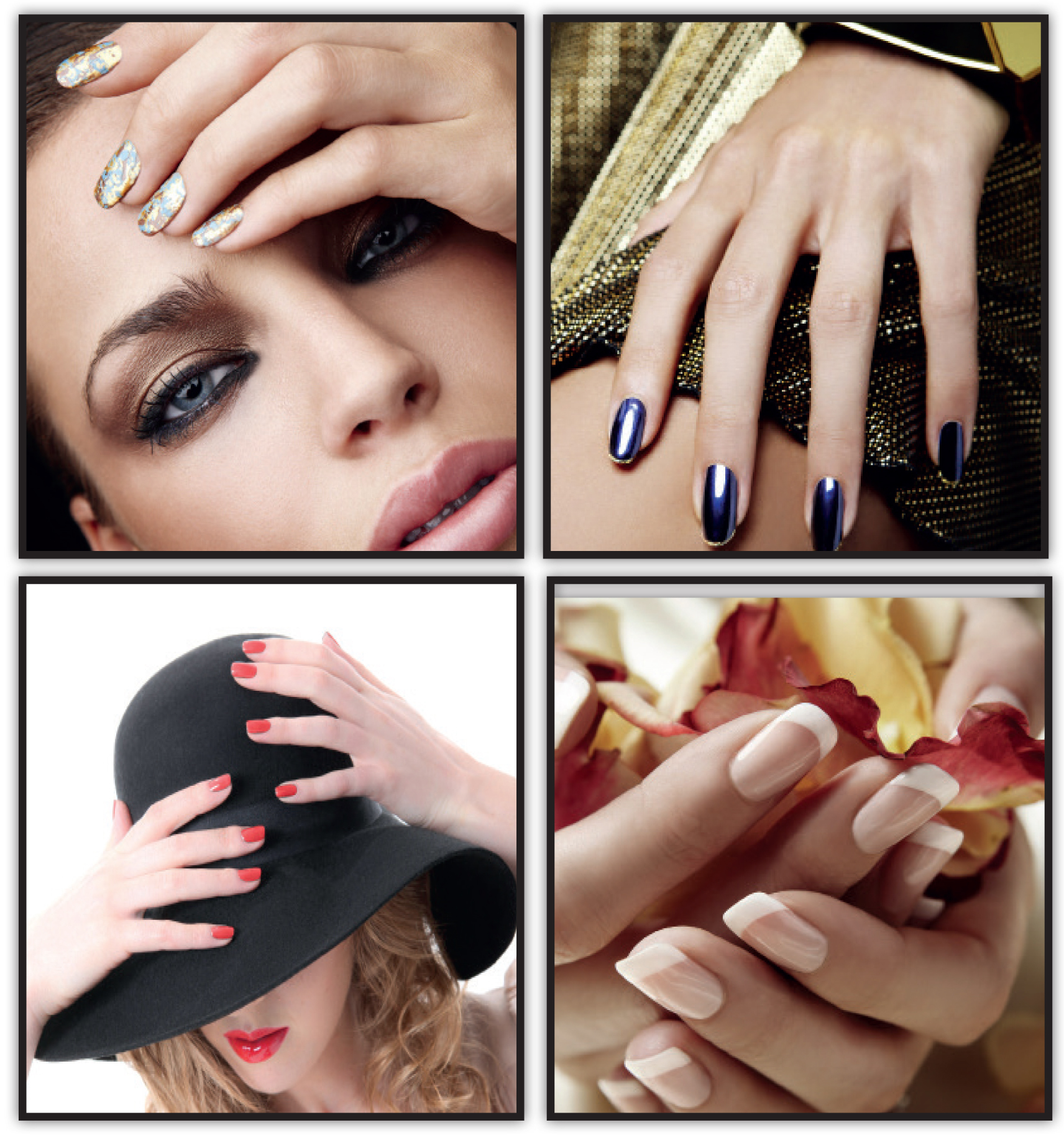 The 3 Week Manicure That Claims To Be Good For Your Nails Healthista