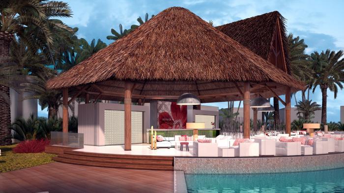 Hibiscus-Bar Deluxe - Zen Oasis Punta Cana club med resort