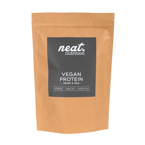 Neat Nutrition Vegan+Protein Review