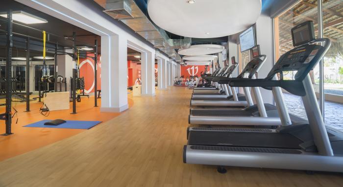 Punta Cana Fitness Center club med