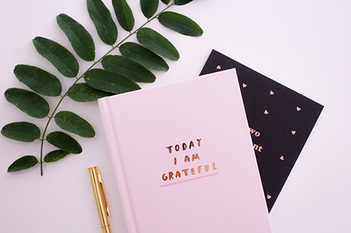 staying sane through gratitude