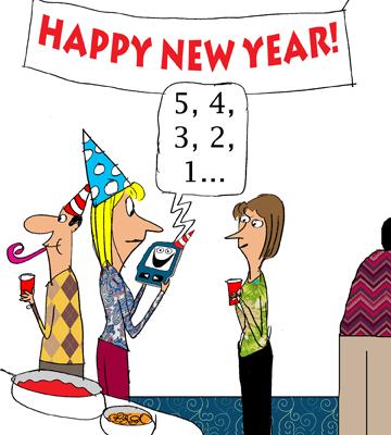 Sunday Funnies: Counting Down... | DiabetesMine