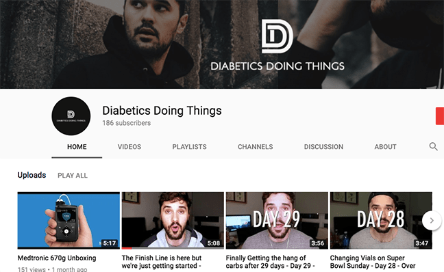 c094becf749 6 Diabetes YouTubers to Watch