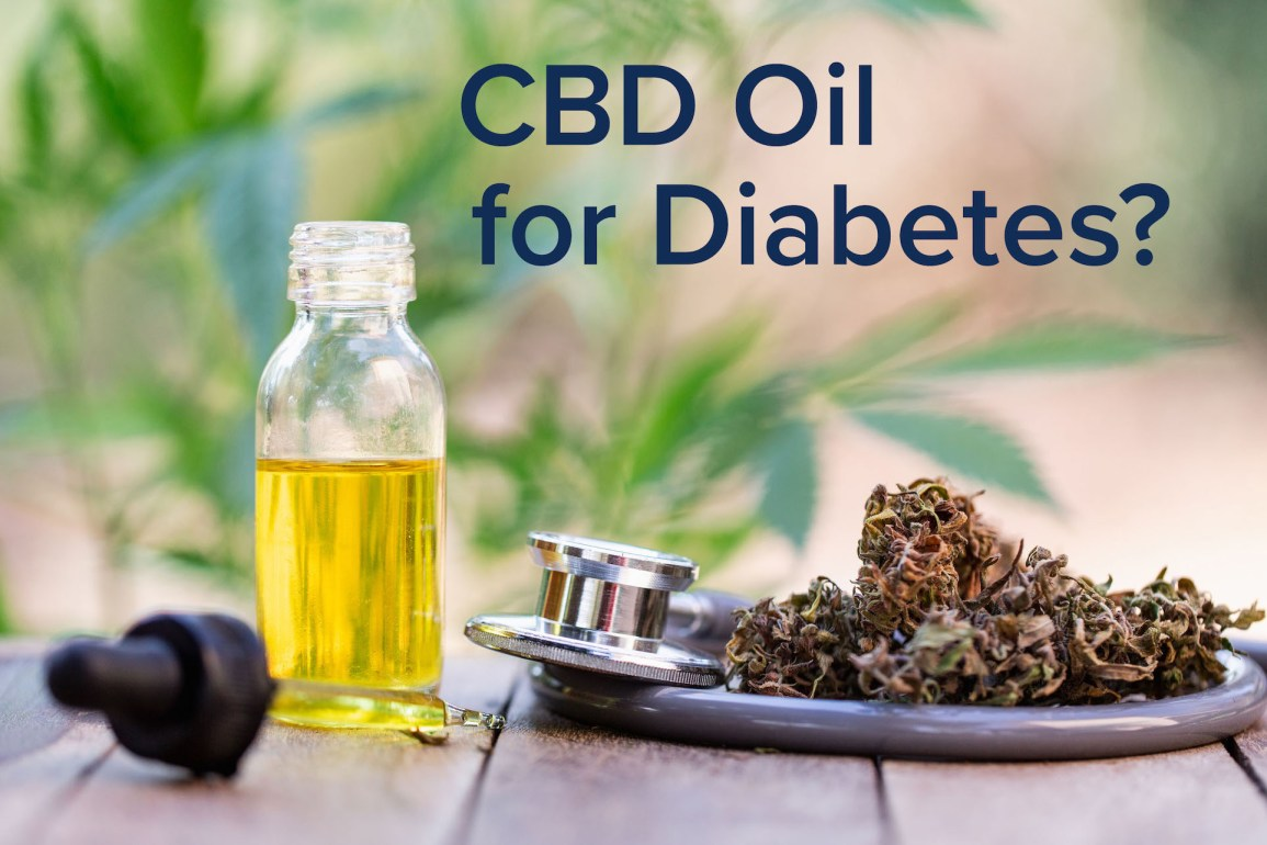 Is Cbd Oil Good For Diabetes Diabetesmine
