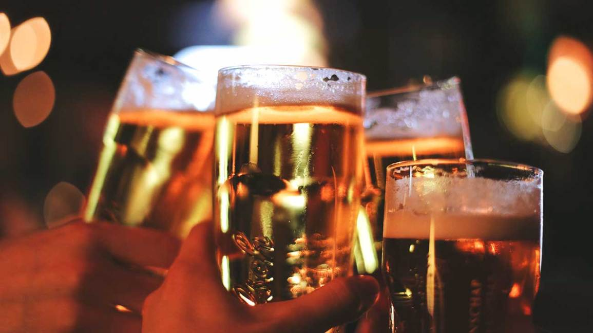 exercise workouts and alcohol