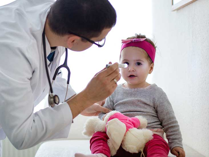 Image result for kids checking up with doctor