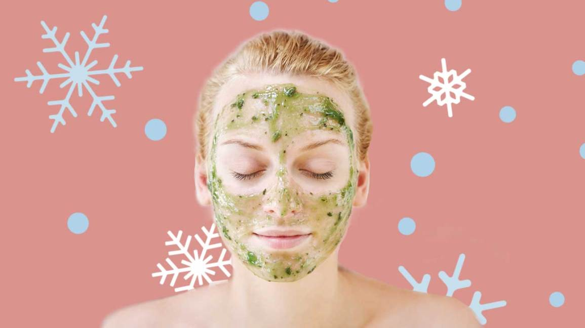 winter facial