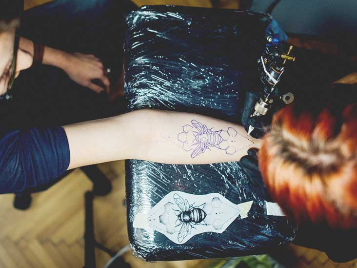 How To Remove Temporary Tattoos Coconut Oil Cleanser And More