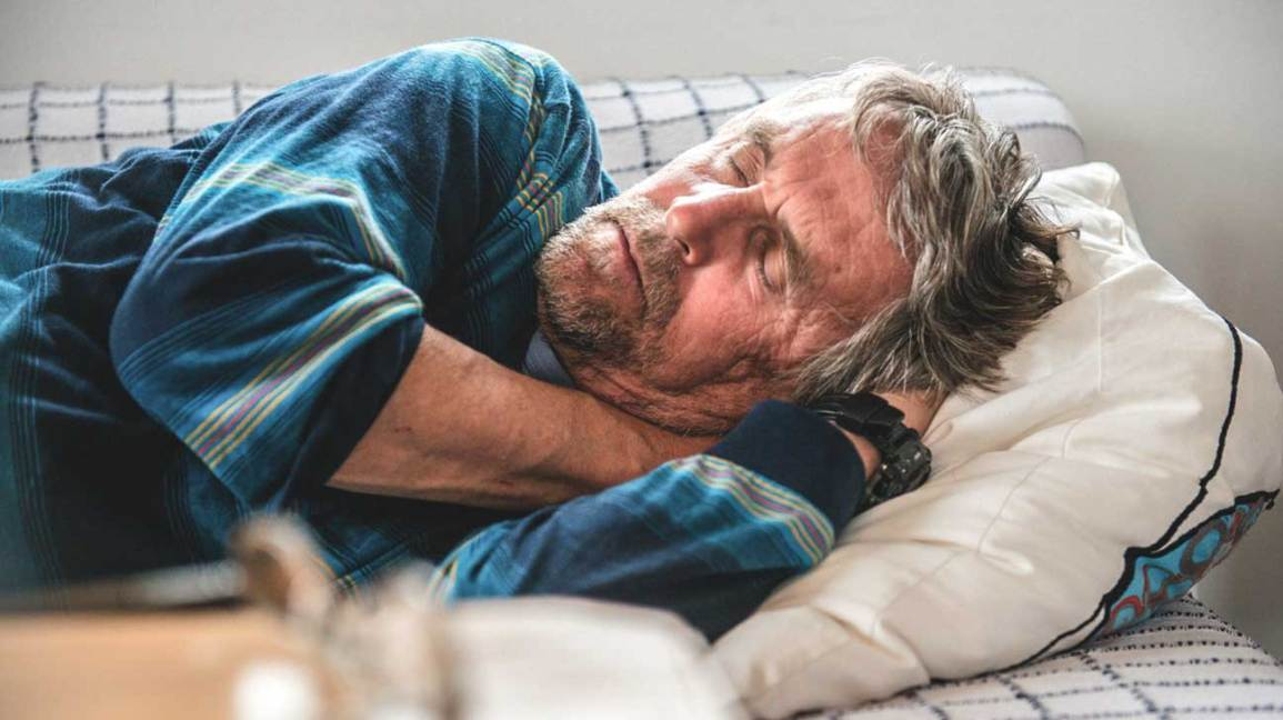 Alzheimer's sleep disruption