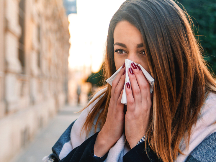Type B Influenza Symptoms: Respiratory, Body, Stomach