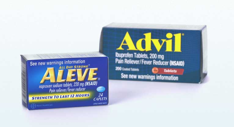 Combining Advil and Aleve: Side Effects and Takeaways