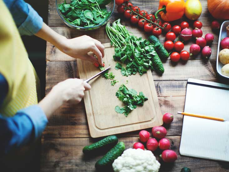 Simple Ways To Stick To A Healthy Diet