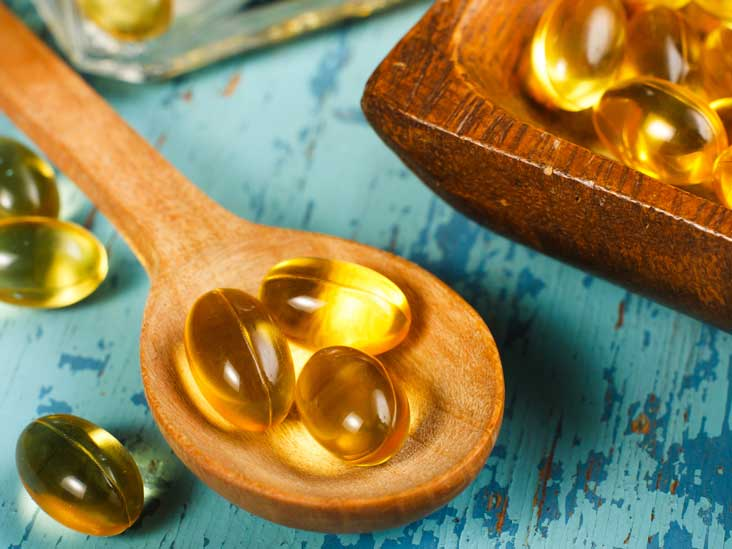 too much omega 3 symptoms