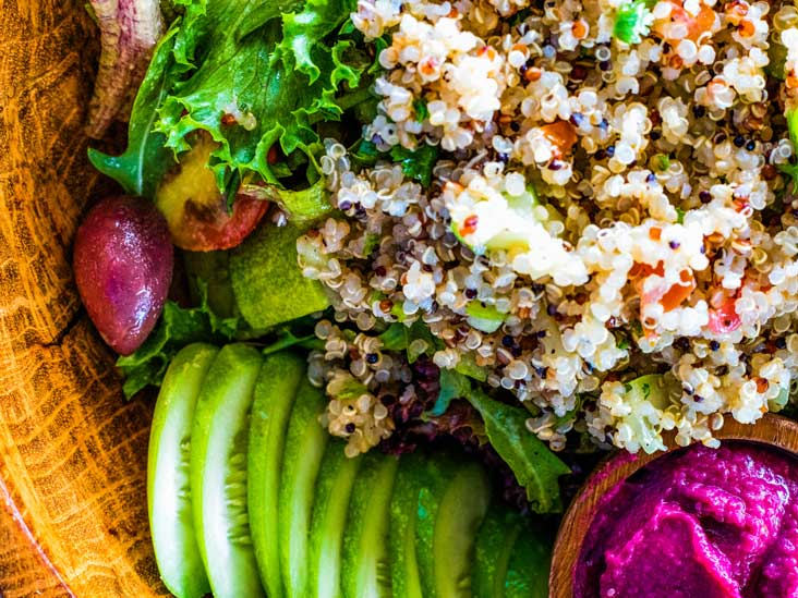 Can quinoa give you gas