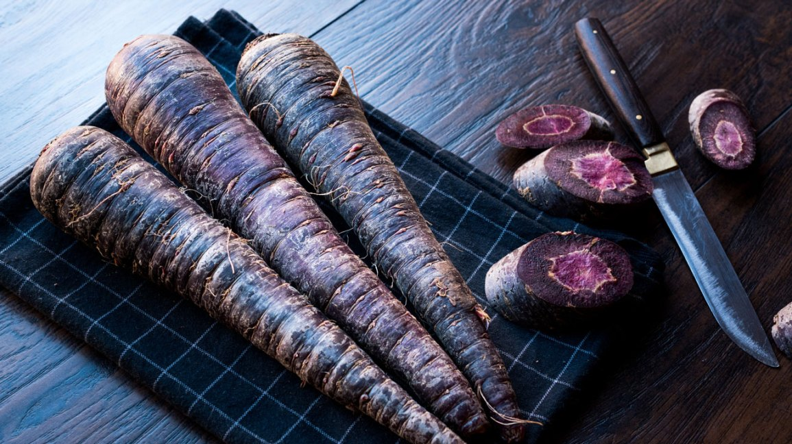 Are Purple Carrots Healthier