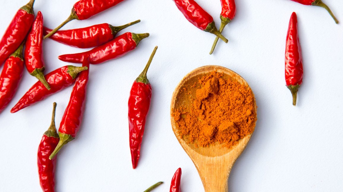 8 Impressive Health Benefits of Cayenne Pepper