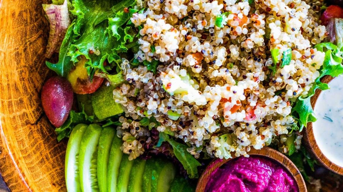 11 Proven Health Benefits Of Quinoa