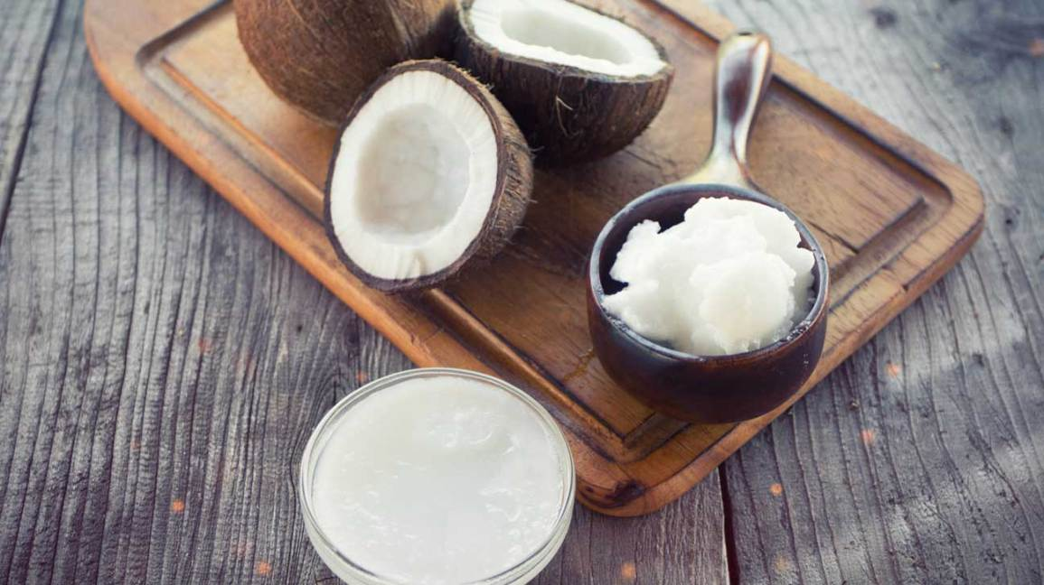 Coconut Oil Contains Fatty Acids With Potent Medicinal Properties
