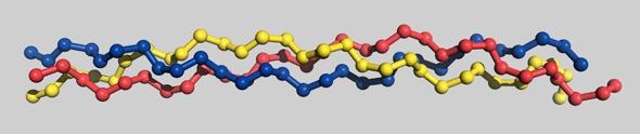 Minh họa Protein Collagen