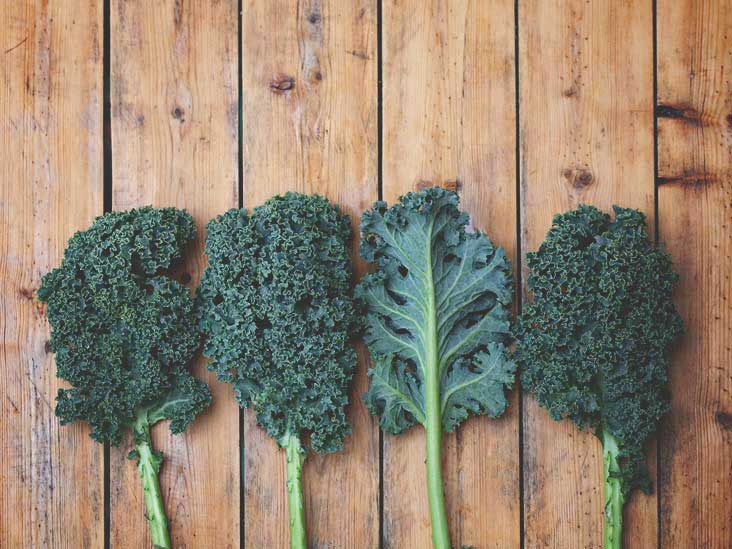 Advantages of kale