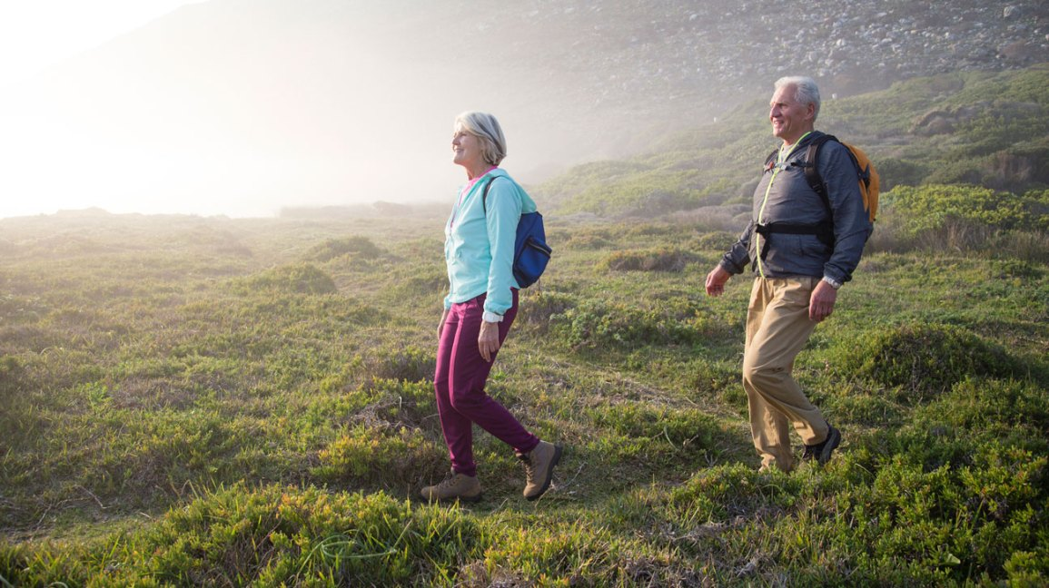Habits Linked To A Long Life
