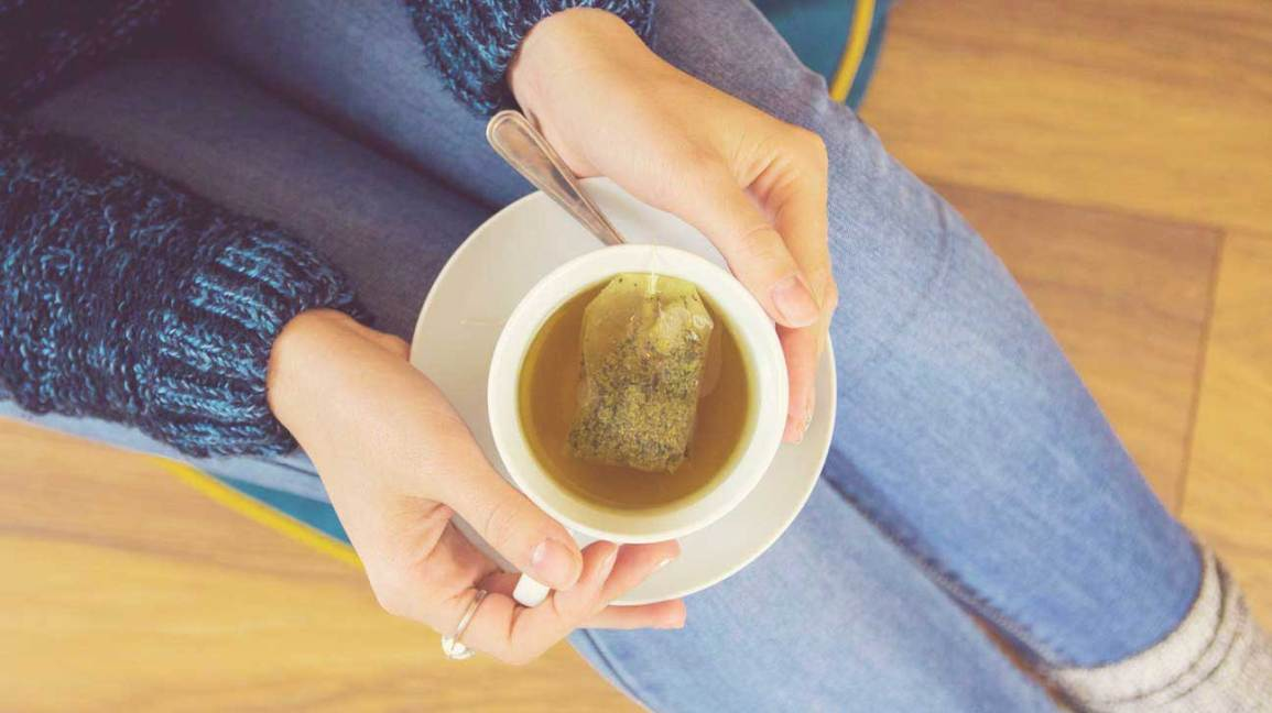 How Much Caffeine Is in a Cup of Green Tea?