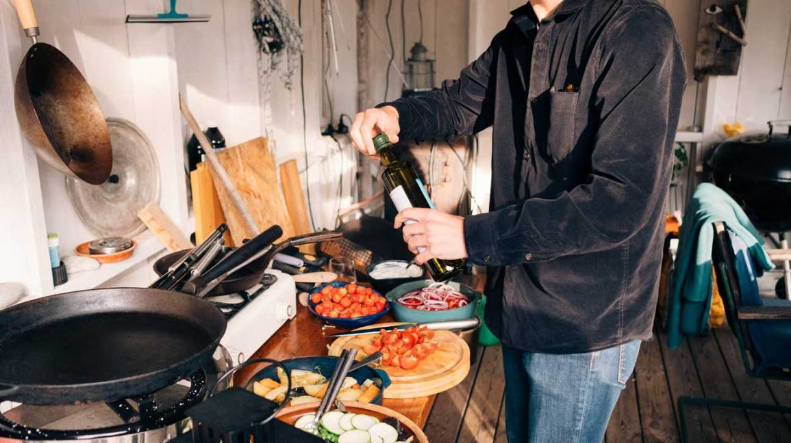 Is Olive Oil Good for Cooking